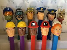 PEZ - Emergency Heroes of 2003 - Choose Hero and Condition
