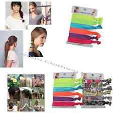 72 Ponytail Holders Elastic Bands Hair Ties Hair Accessories Foe Yoga Emi Jays
