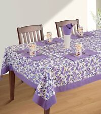 New Cotton Floral Tablecloth Table Cover Linen Home Decor Square Runner Cloth