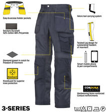 Snickers Trousers 3212 3-Series Mens Work Trousers Snickers Direct All Colours