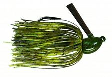 Strike King HAHCJ38-130 Hack Attack Heavy Cover Jig Candy Craw 3/8 oz