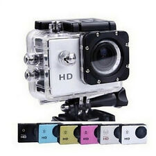 30M Waterproof 1080P Full HD Action Diving Camera Underwater Sport Cameras New