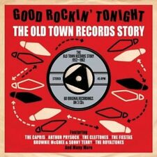 Old Town Records Story 52-62 - V/A New & Sealed CD-JEWEL CASE Free Shipping