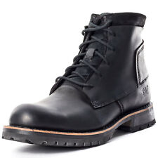 Caterpillar Mount Boot Mens Boots Black New Shoes