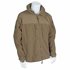 Military Enhanced ECWCS Fleece Jacket/Liner Coyote Brwn Warm Winter Cold Weather