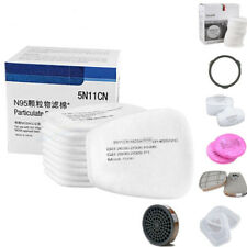 Hot Sell Filter Cotton Cartridge For Dust Gas Mask Respirator Accessories Parts