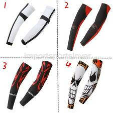1Pair Outdoor UV Sun Arm Warmers Cover Cycling Driving Golf Sports Arm Sleeves