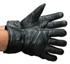 MOTORCYCLE BIKE GLOVES RIDING GLOVE INSULATED GAUNTLET GLOVES UNISEX