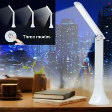 New Adjustable USB Rechargeable Touch Sensor LED Desk Table Lamp Reading Light