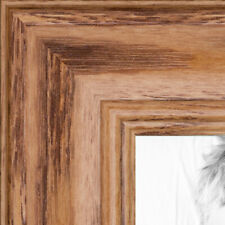 ArtToFrames 1.25 Inch Honey Stain on Oak Wood Picture Poster Frame ATF-59504