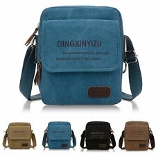 Men's Vintage Canvas Messenger/Shoulder Bag Handbag Outdoor Travel Hiking Bag