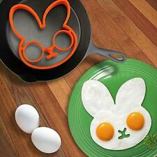 Funny Rabbit  Bunny Silicone Egg Mold Ring Fried Egg Kitchen Gadgets Tools GBNG
