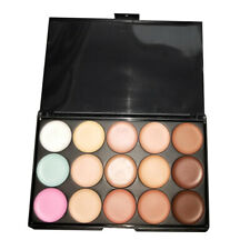 15-Color Natural Shimmer Eyeshadow Palette + 20Pcs Eyebrow Eye Shadow Brushes