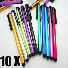10X Stylus Pen Capacitive Stylus Touch Screen Pen For Apple iPhone Samsung