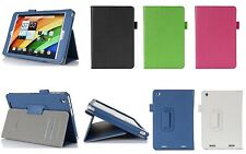 1x PU Leather Folding Stand Folio Flip Case Cover Skin for Acer Iconia A1-830
