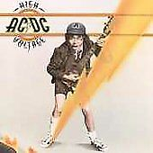High Voltage [Remaster] by AC/DC (CD, Jun-1994, Atco (USA))