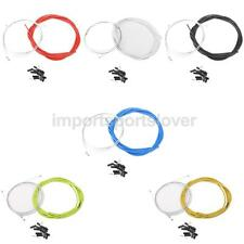 Universal Road Mountain MTB Bike FRONT & REAR Inner Outer Wire Brake Cable Set