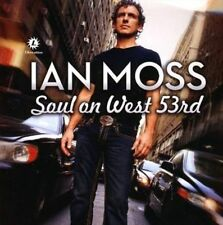 Soul on West 53rd - Ian Moss New & Sealed Compact Disc Free Shipping