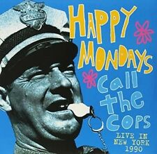 Call the Cops: Live in New York 1990 - Happy Mondays LP