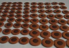 70 pieces sax pad Plastic resonator 41mm-54mm