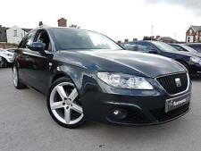 2011 SEAT Exeo 2.0 TDi 170 SPORT TECH CR Turbo Diesel Estate Diesel grey Manual