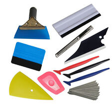 PRO Car Window Film Tools Stickers & Decals Wrap Application Squeegee Scraper US