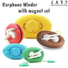 MH2 Earphone Winder With Magnet Set/3.5mm Earpiece for Mobile Phone MP3/4 Tablet