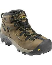 Keen Men's Detroit Mid Waterproof Boot Steel Toe - 1007003