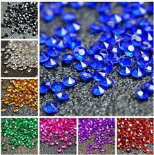 New2000p 4.5mm Wedding Decoration Crystals Diamond Table Confetti Party Supplies
