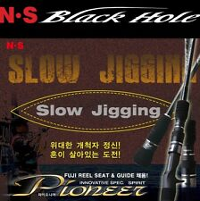NEW!!! BLACK HOLE PIONEER SLOW JIGGING ROD By NS RODS