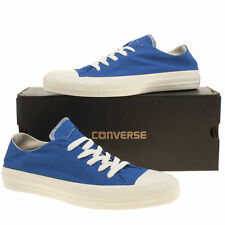 CONVERSE SAWYER OX MENS BLUE CASUAL PLIMSOLLS TRAINERS