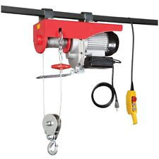 Pittsburgh Automotive 2000 lb. Electric Hoist with Remote Control, New