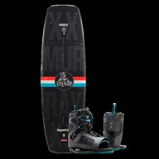 Hyperlite Murray Wakeboard with Team Open Toe Binding 2016