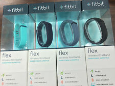 Fitbit Flex Wireless Activity + Sleep Wristband Black Blue Teal Navy Slate N/O
