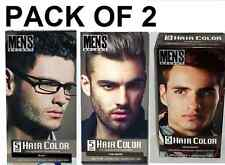 2X Men'S select new all classic Hair Dye for men permenant hair color 5 minutes