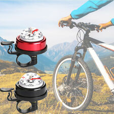New Sport Bike Bicycle Bell Horn Ring Metal Cycling Alarm with Compass