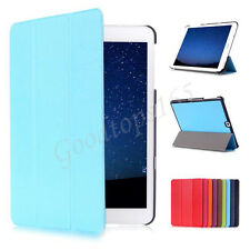 Ultra Folding Case Leather Stand Case Cover For Samsung Galaxy TAB T815 Tablet
