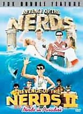 Revenge of the Nerds/ Revenge of the Nerds II: Nerds in Paradise (DVD, 2001, Dou