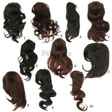 Popular Women's Fashion Full Wigs Long Curly Hair Fluffy Wavy Party Costume Wigs