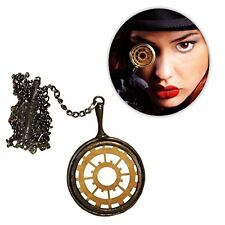 Deluxe Steampunk Monocle Victorian Industrial Metal Accessory Edwardian Fancy