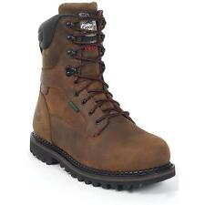 Georgia Boot G8162 Men's Brown Work Boots - New With Box