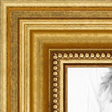 ArtToFrames 1.25 Inch Gold Foil on Pine Wood Picture Poster Frame 81375 SM
