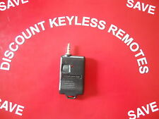 SILENCER KEYLESS REMOTE  ELV777K 1-BUTTON    RED LIGHT VERY GOOD CONDITION