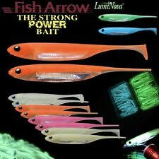 FISH ARROW SW FLASH J & SW FLASH J SHAD 4' LUMINOVA
