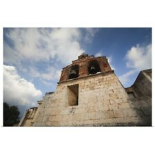 Poster Print Wall Art entitled Dominican Republic, Santo Domingo, Catedral