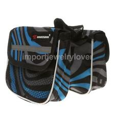 Bike Bicycle Pack Front Top Tube Frame Pannier Double Bag Pack 3 Colors