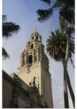 Poster Print Wall Art entitled Low angle view of a museum, San Diego Museum of