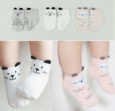 Baby Lovely Socks Non-Slip Cartoon Cotton Socks NewBorn Infant Toddler Socks New