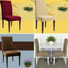 yazi Elastic Short Dining Room Chair Cover Slipcover Protector Banquet Party