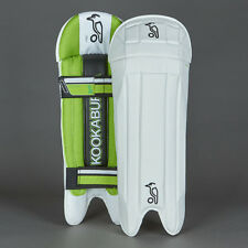2016 Kookaburra Pro Wicket Keeping Pads Sizes:(Large Mens, Mens & Youths)